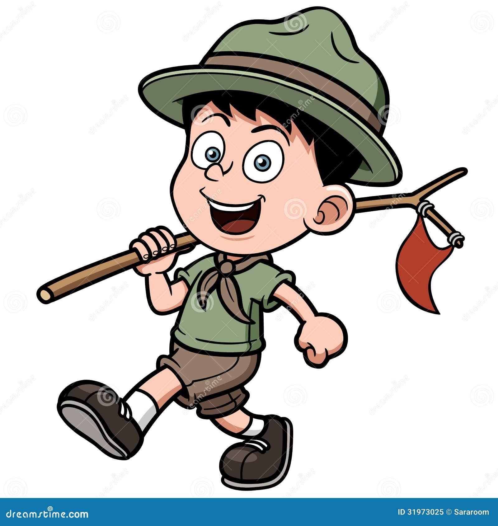 boy scout royalty free stock photo   image 31973025