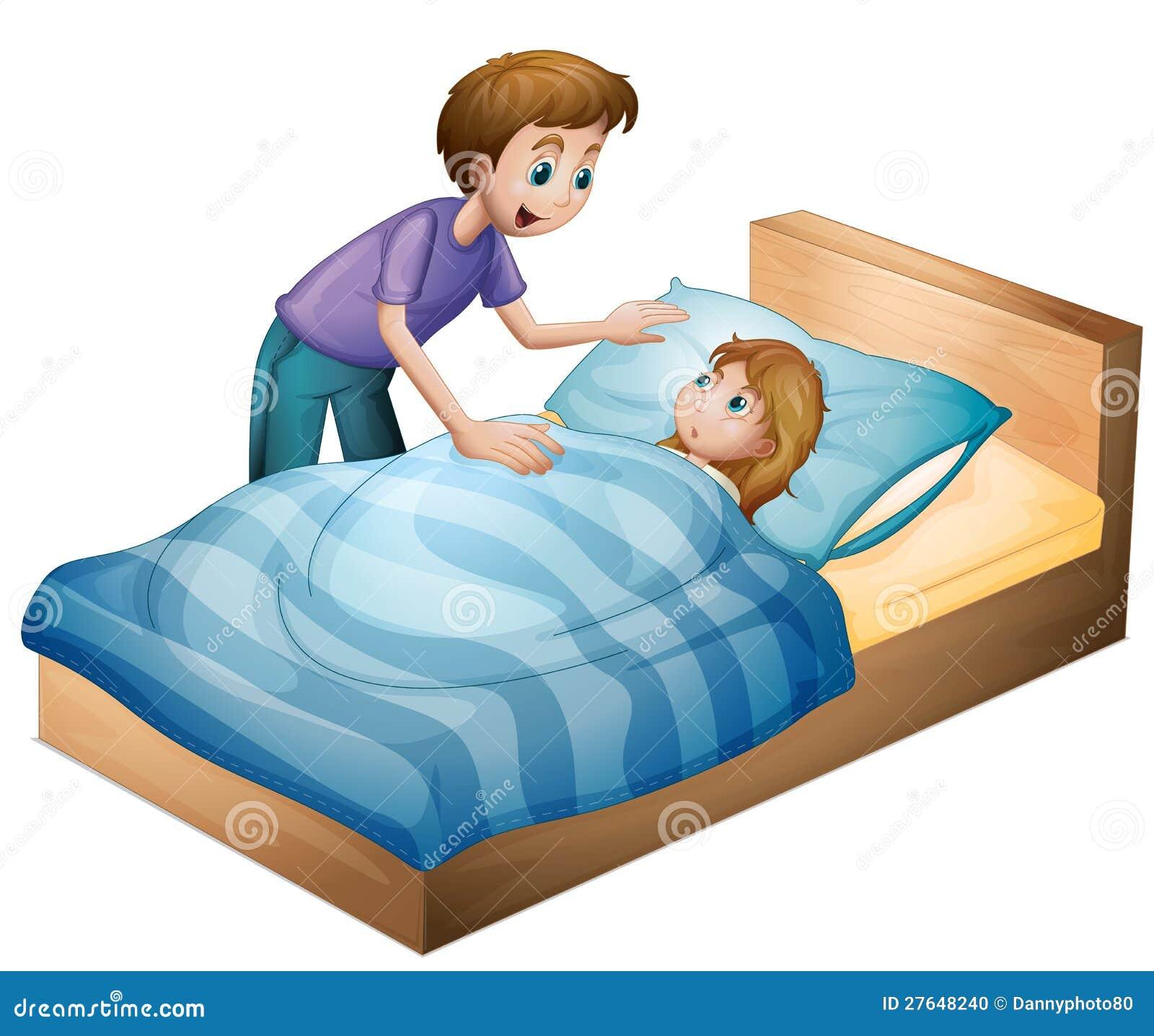 Спящая и сын 22 фотография