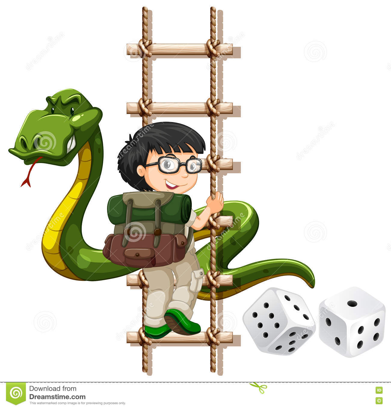 Ludo Snake And Ladder