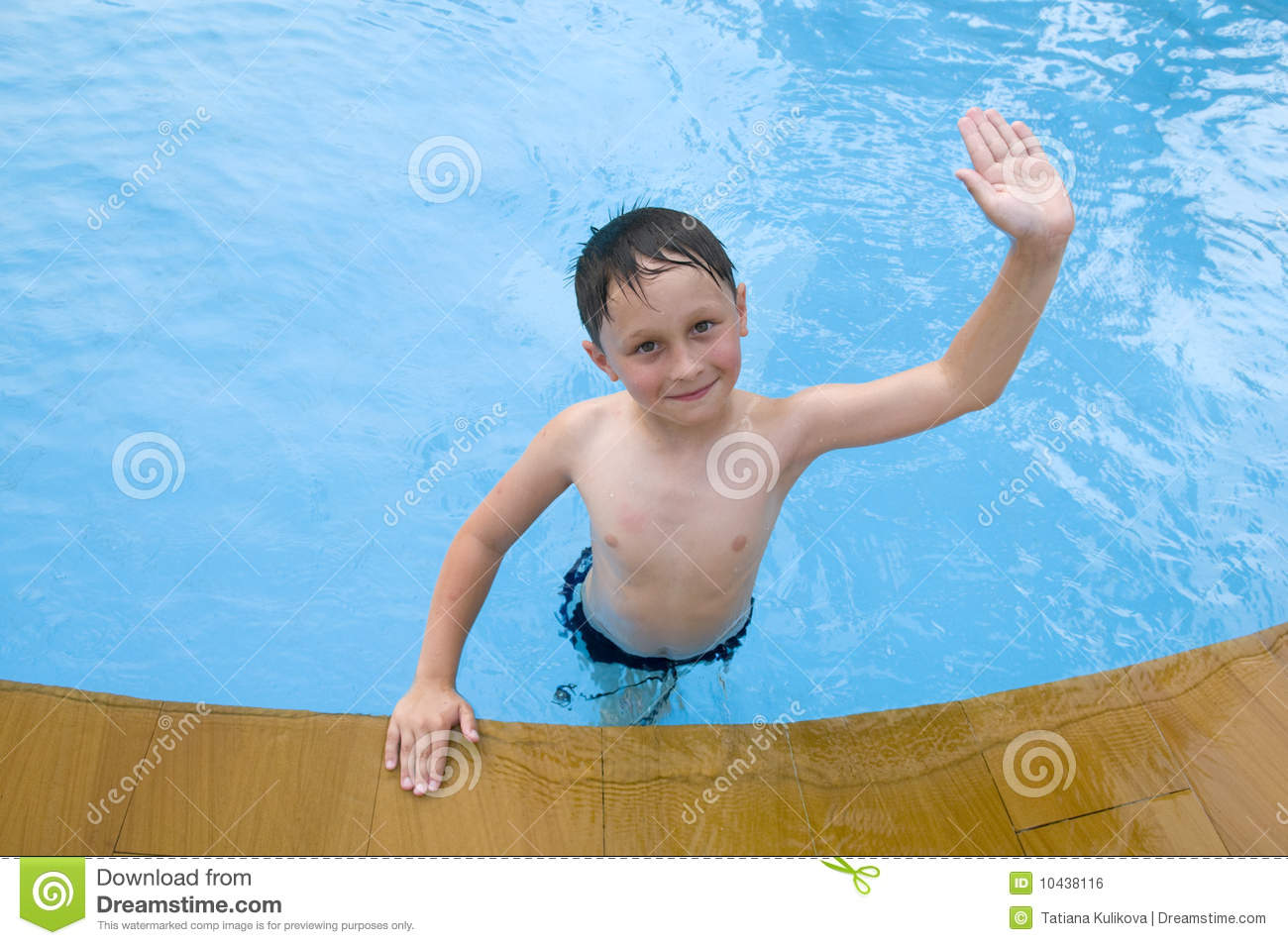 Boy in the swimming pool stock photo image of swimming 10438116 for Mangalore swimming pool timings