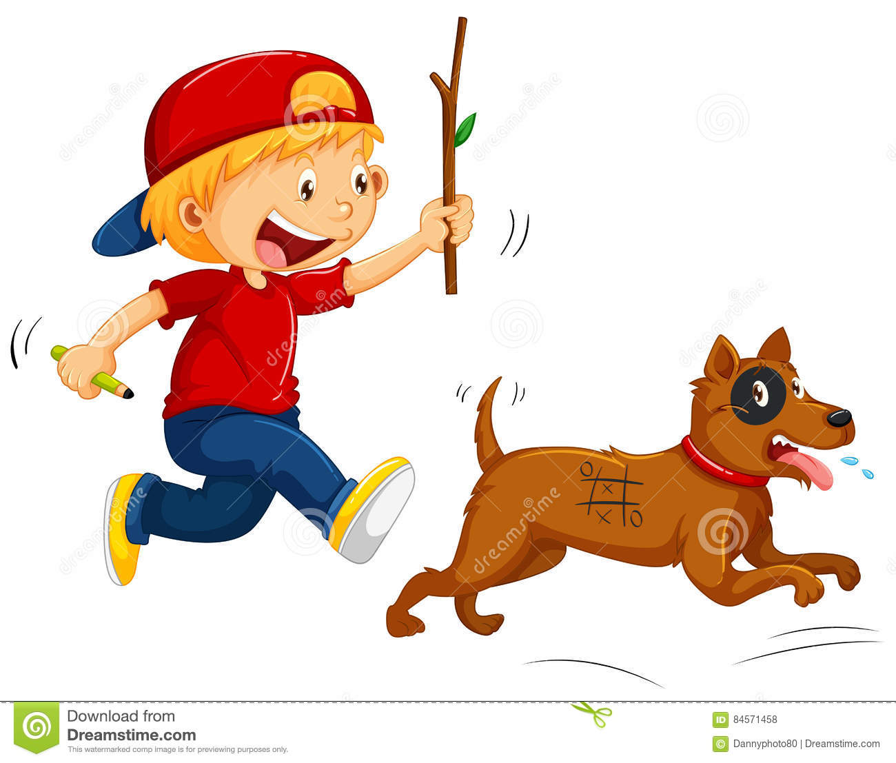 cute dog drawing for kids