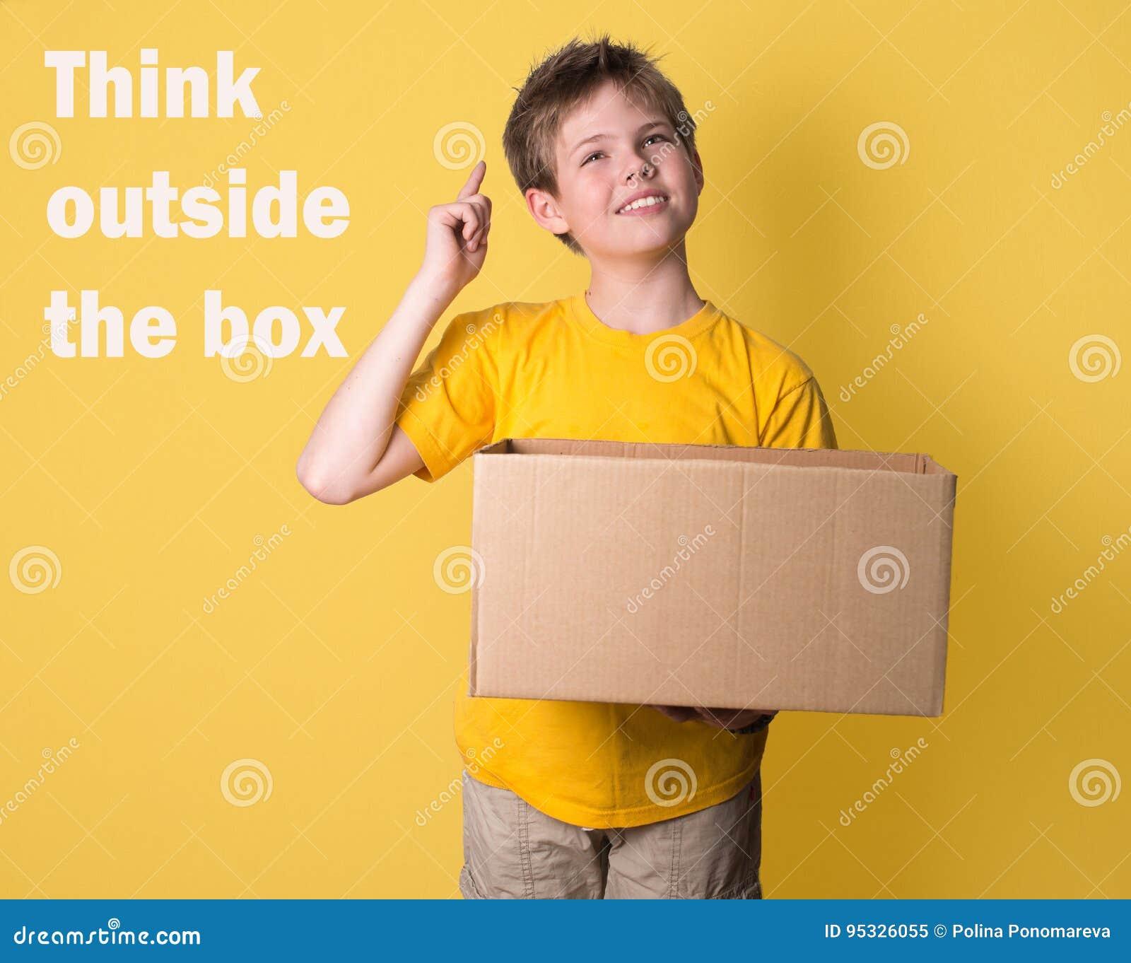 The Box Boy