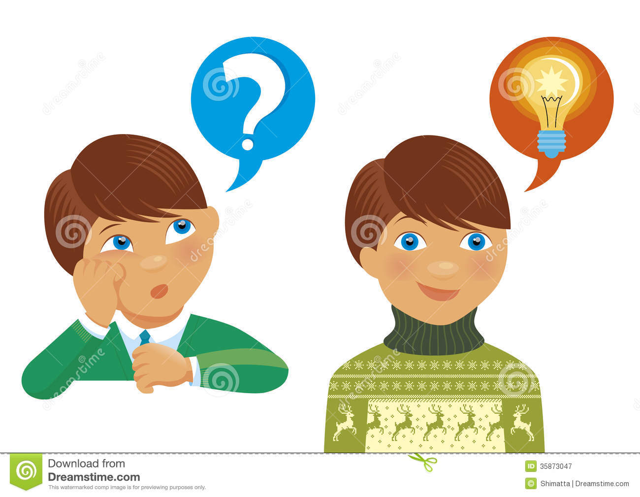 Image result for free images getting kids to make decisions