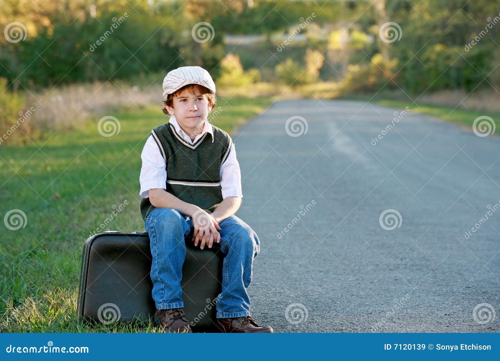 Little boy traveling in an airplane ~ Transportation ...  Little Boy Traveling