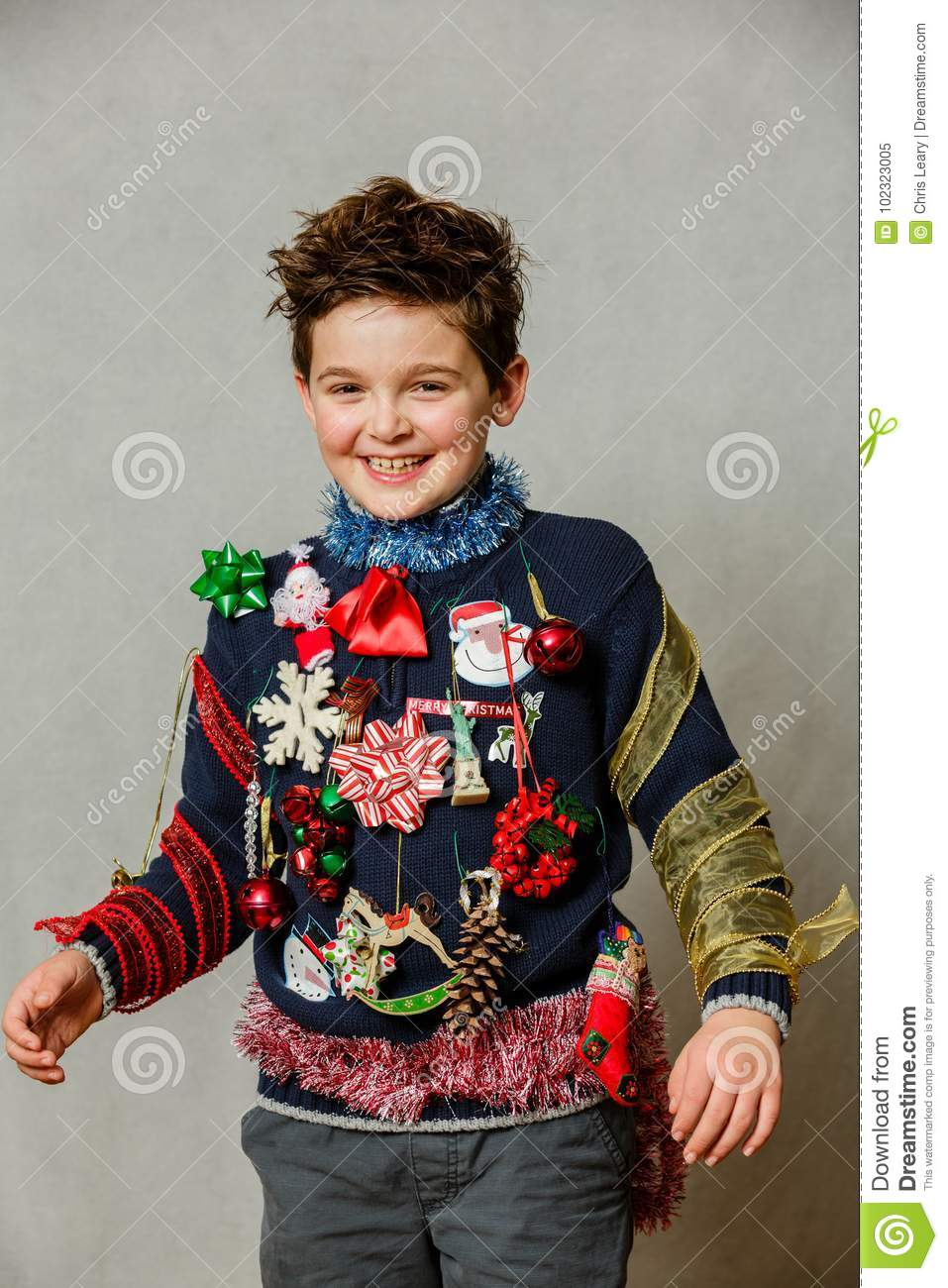 Ugly Christmas sweaters have become a great party idea and this year it seems this party theme has hit all new ugly heights! Unfortunately, buying an ugly Christmas sweater can be a costly venture.