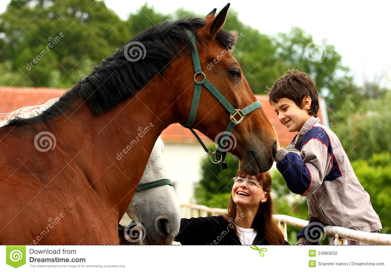 8 062 Boy Horse Photos Free Royalty Free Stock Photos From Dreamstime