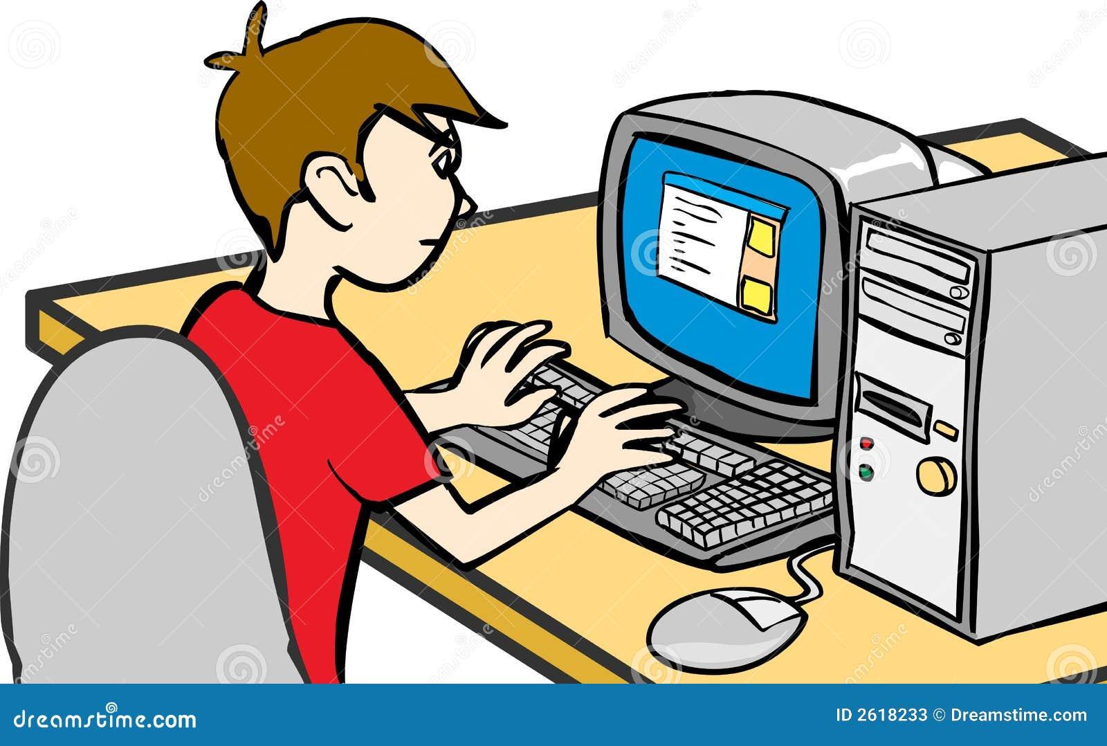 computer work clipart - photo #11