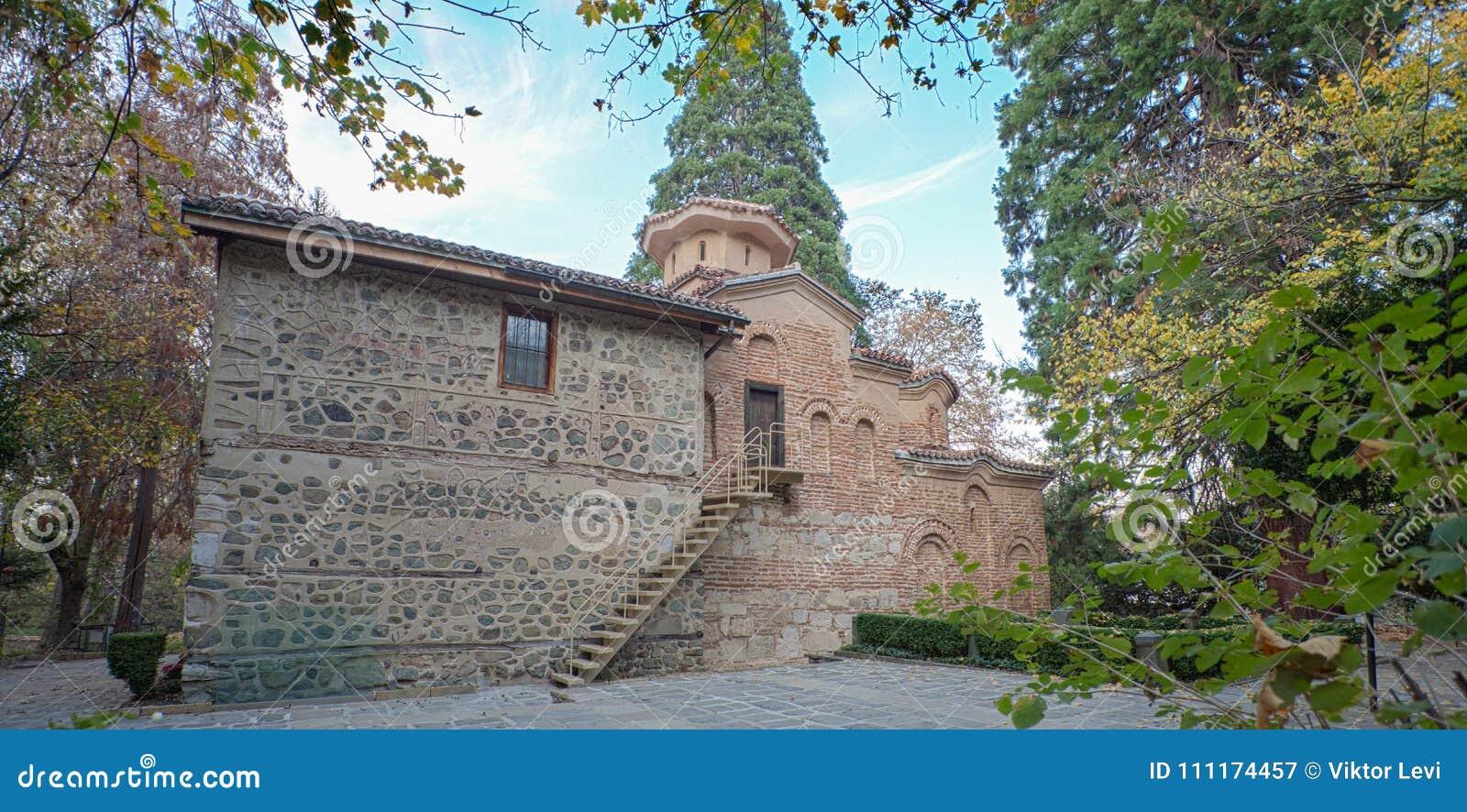 Boyana kyrkaBulgarien