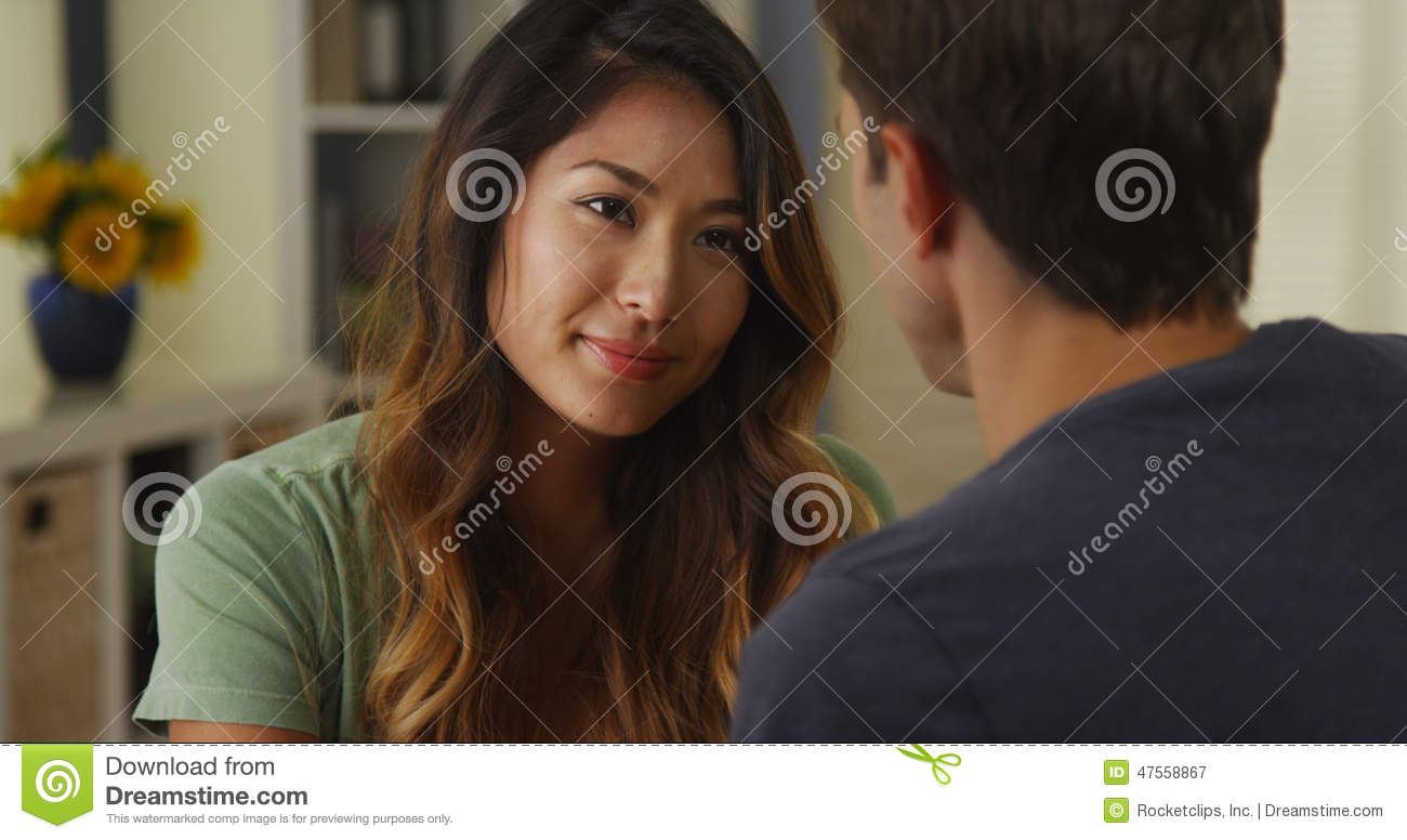 Husband dating his wife