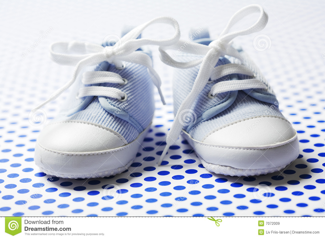 Boys Baby Shoes Royalty Free Stock Images - Image: 7072009