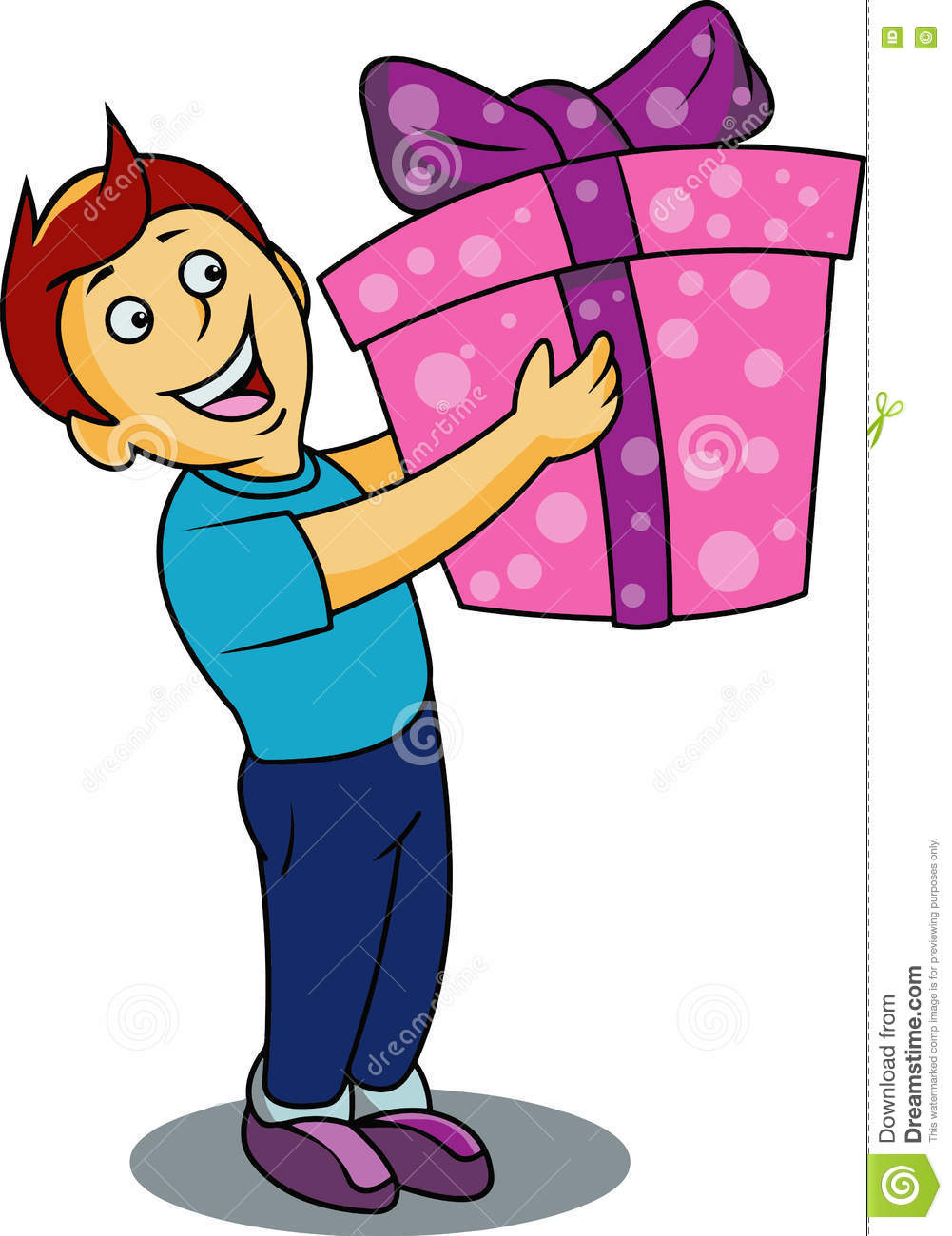 Boys gift giving stock vector illustration of background 77874012 boys gift giving background illustration negle Choice Image