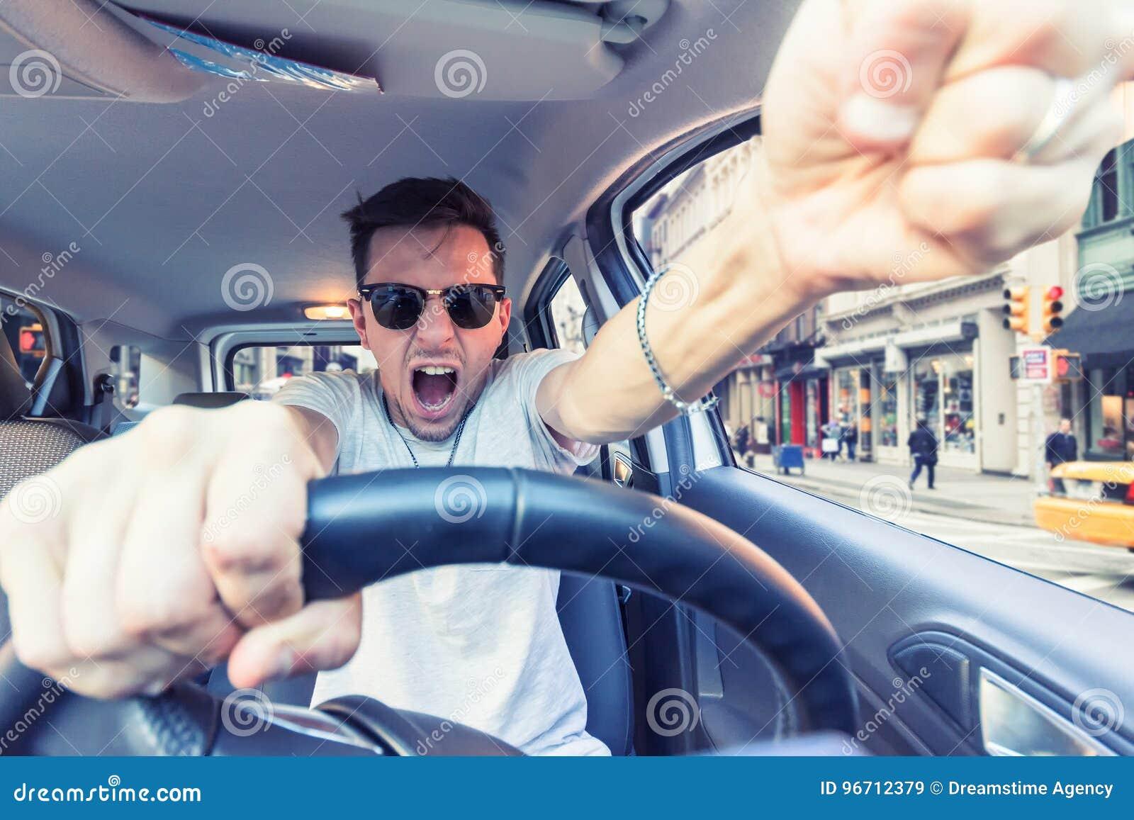 Boze bestuurder