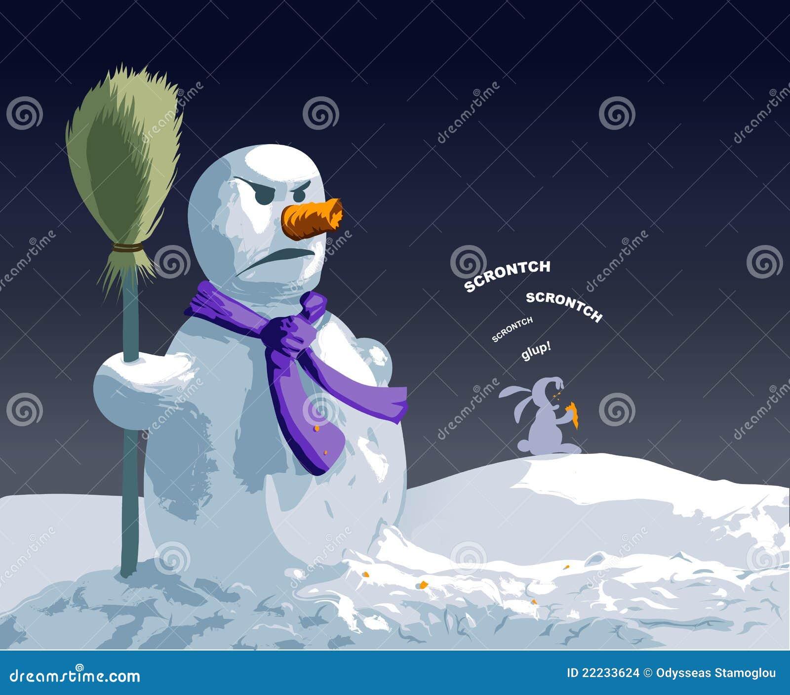 Boze Sneeuwman