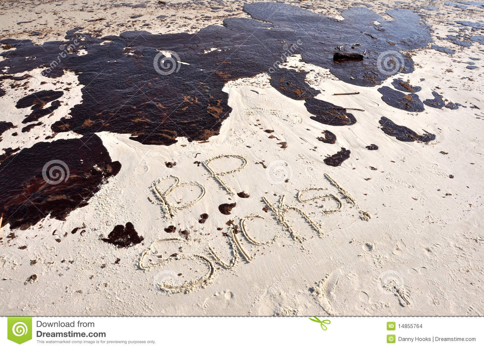 BP Oil Spill in Gulf