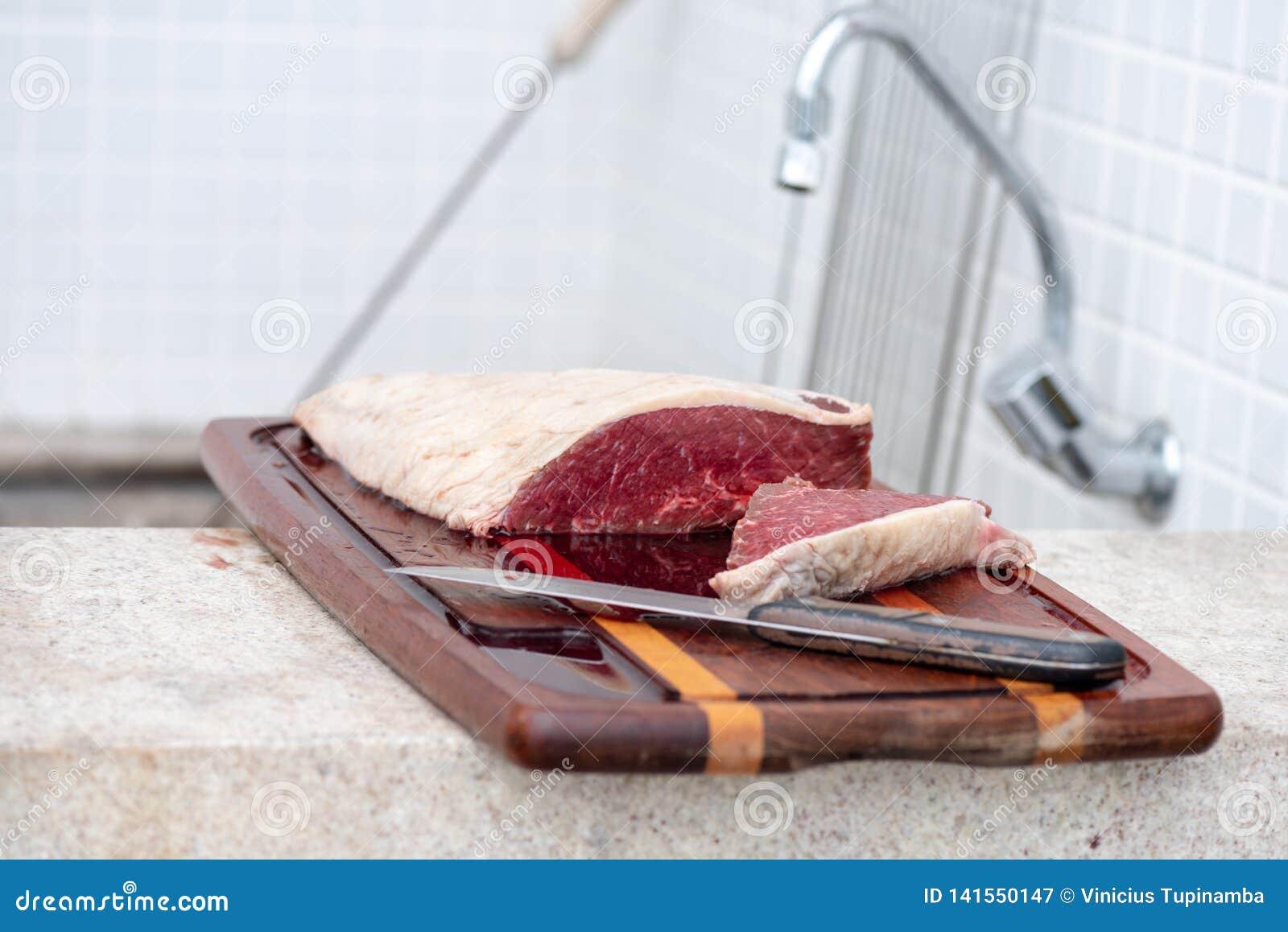 Bqq surowy i solankowy gruby mięso