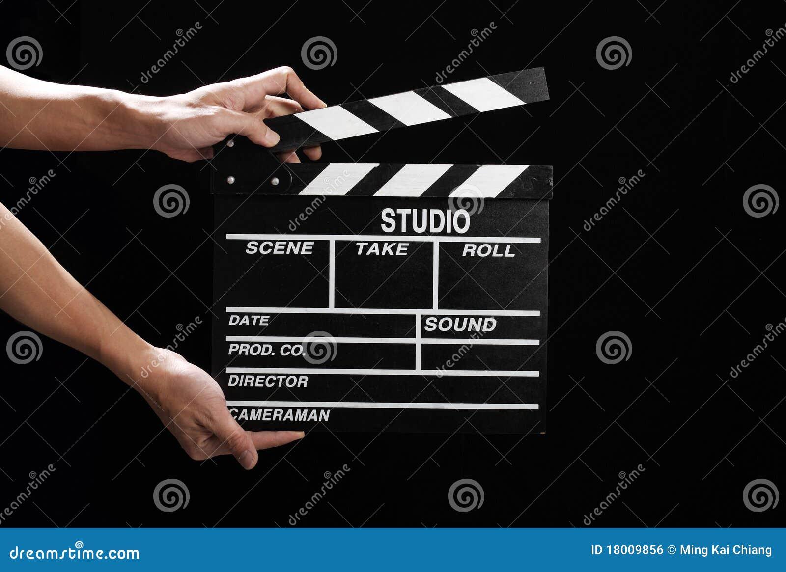 Brädeclapperfilm