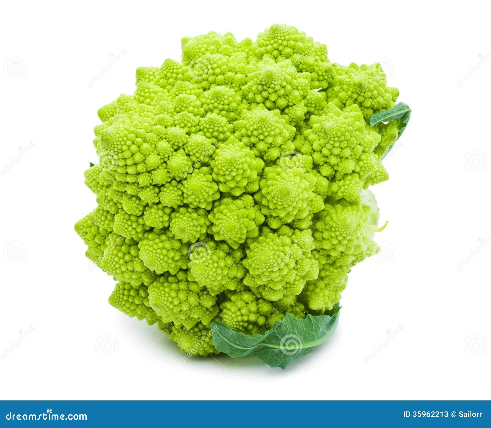 Bróculi de Romanesco