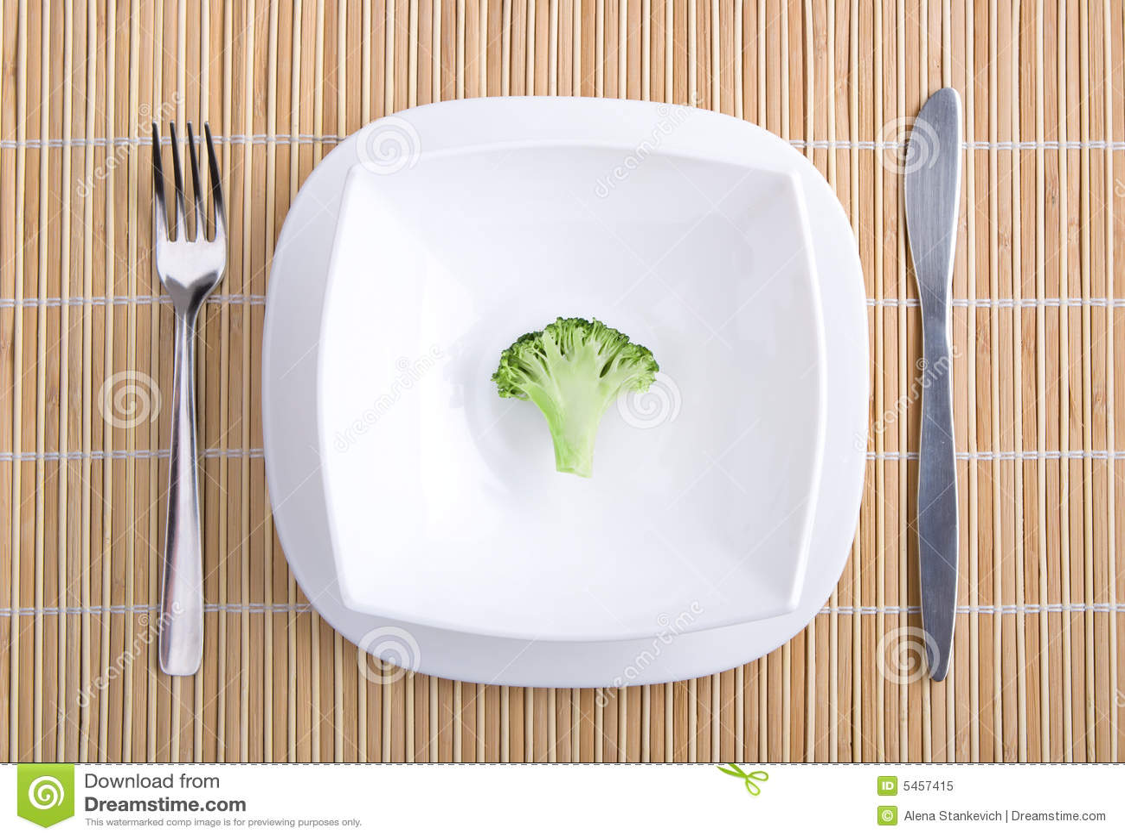 Bróculi del apetito