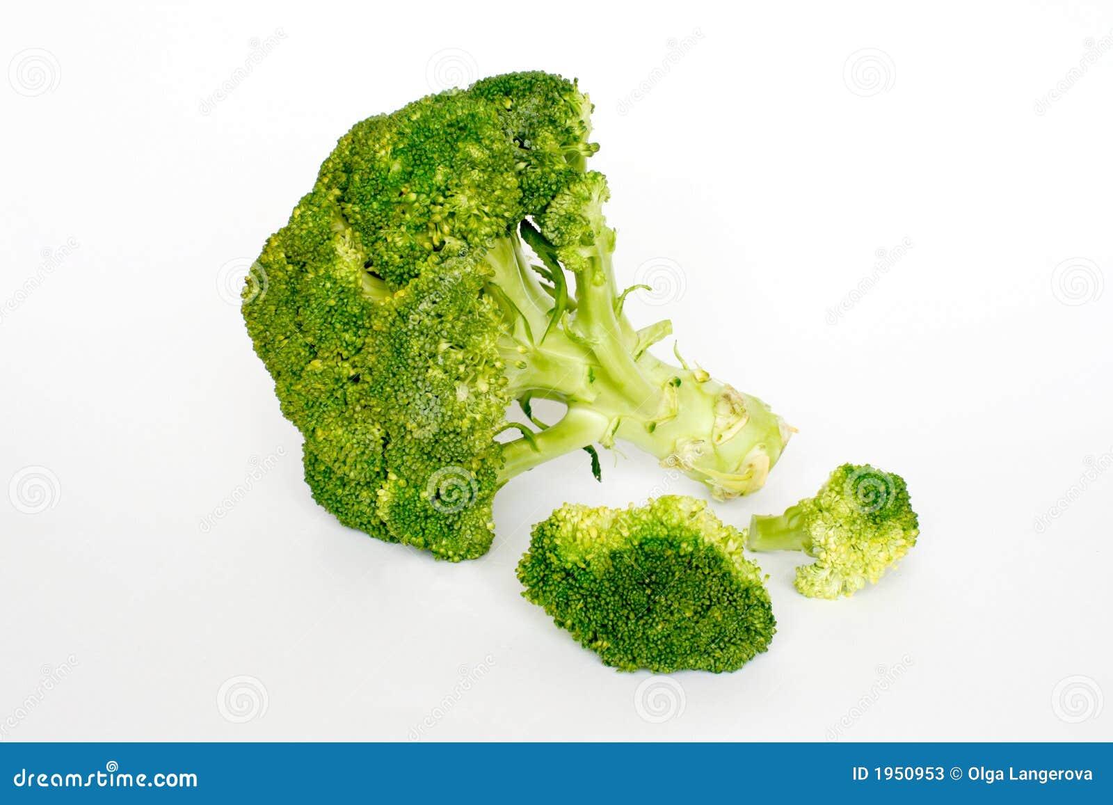 Bróculos da dieta