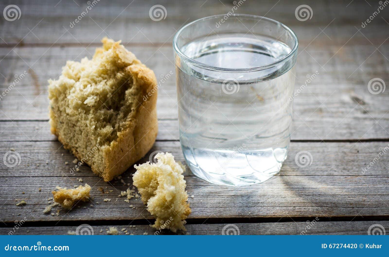 bröd på vatten