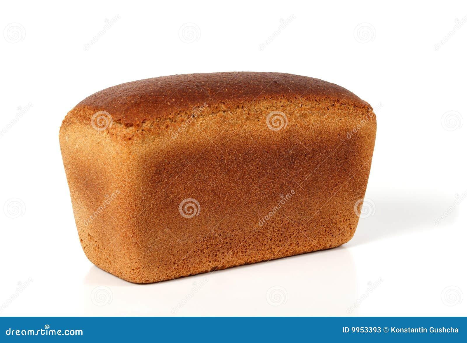 Bröd släntrar rye