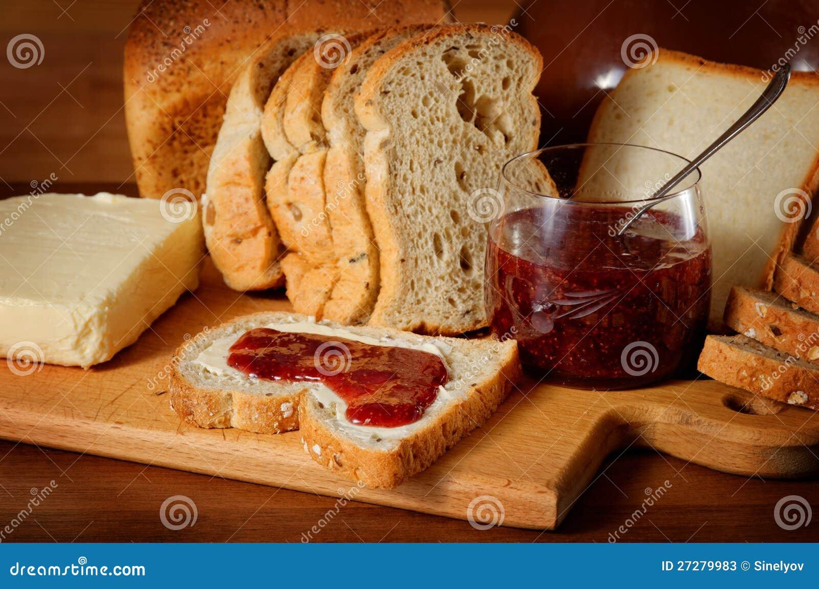 Bröd, smör och driftstopp