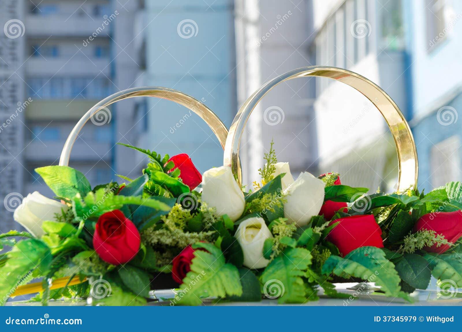 Bröllopbilgarnering
