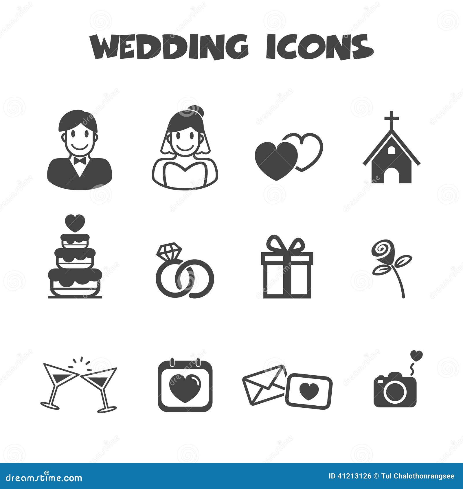 Bröllopsymboler