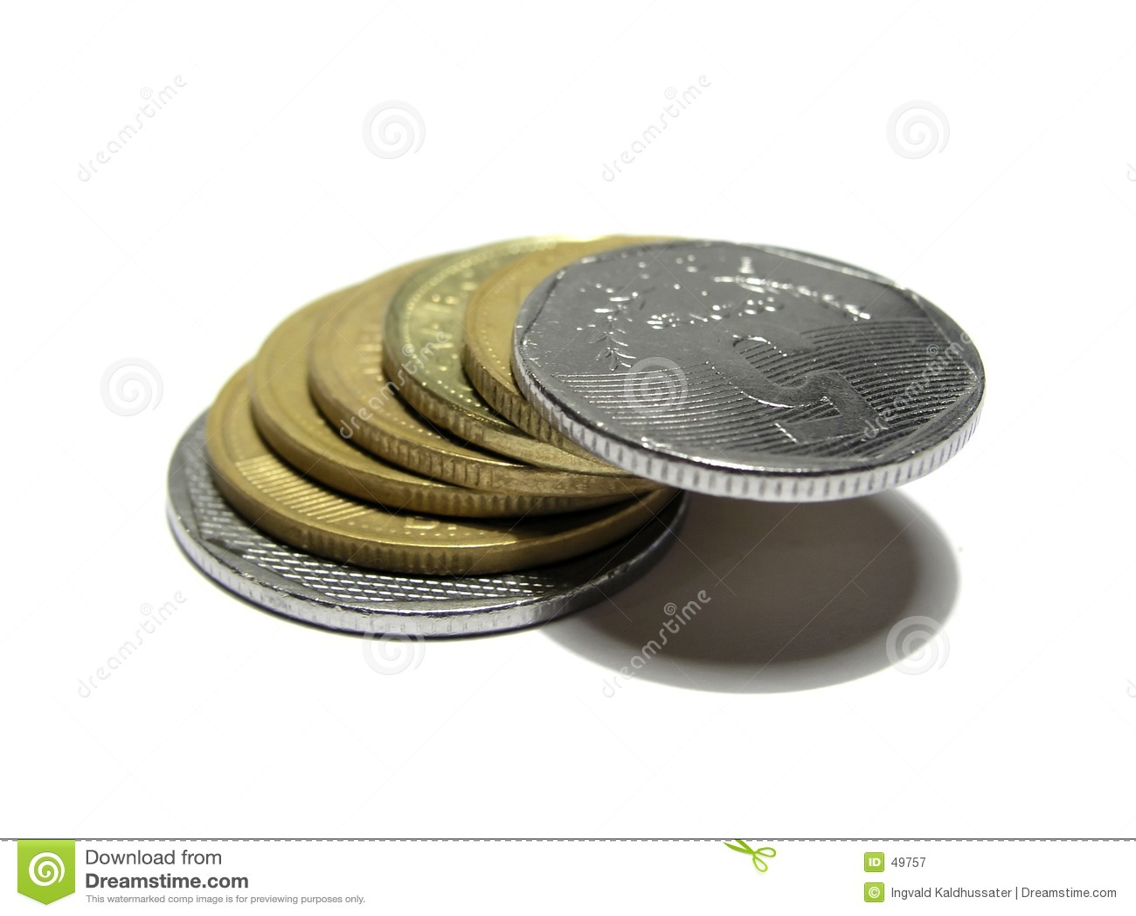 Brücke der Münzen