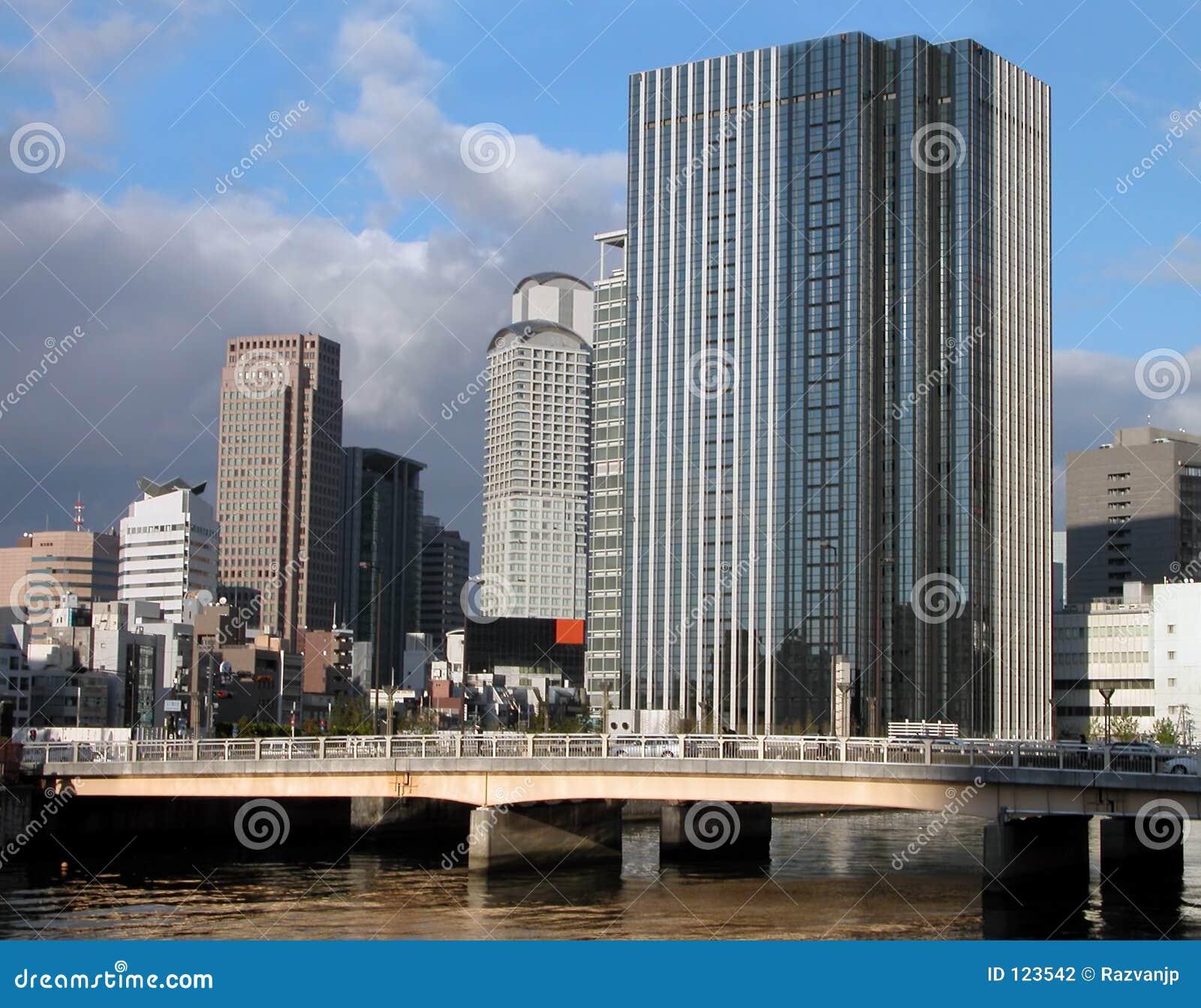 Brücke in der Stadt