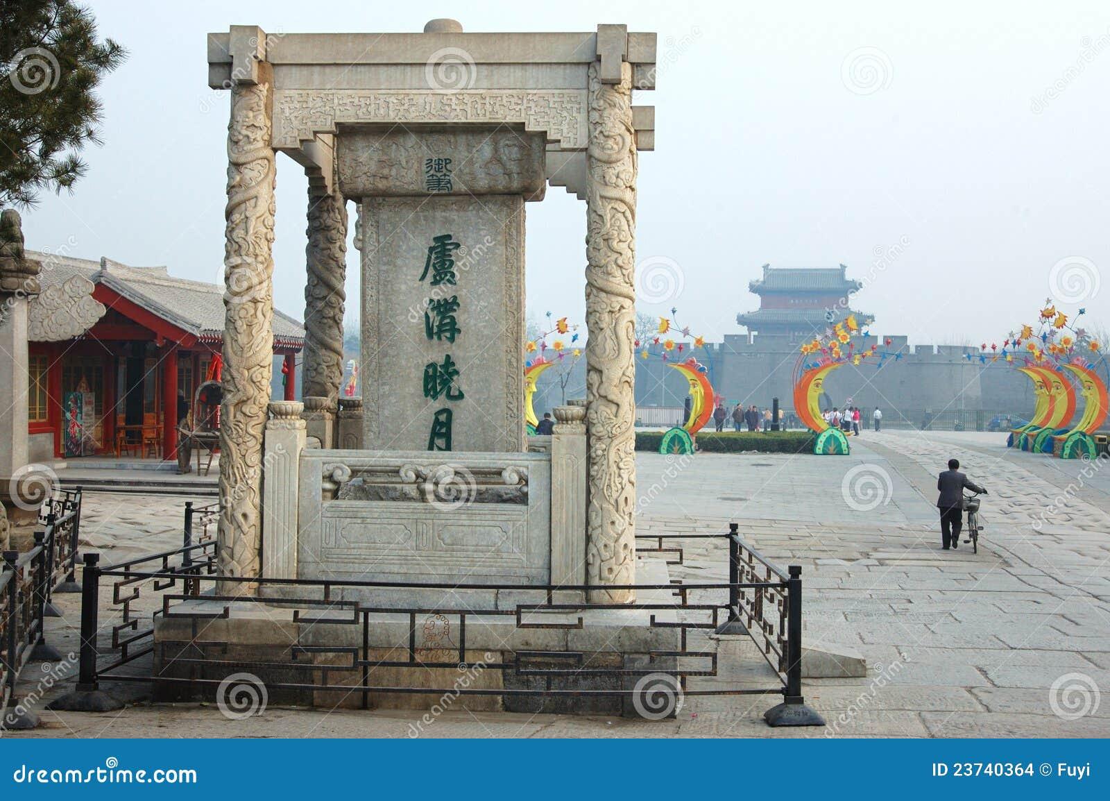 Brücke Peking-Marco Polo