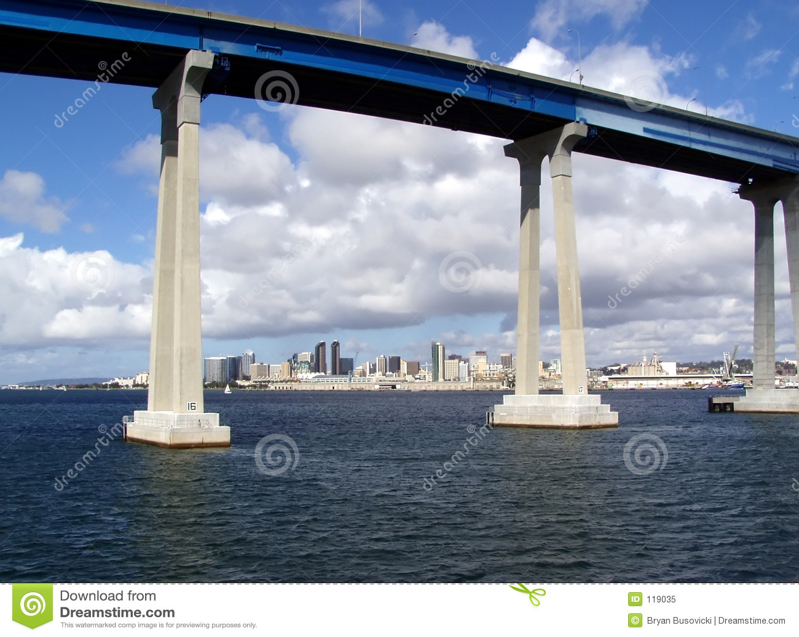 Brücke San-Diego-coronado