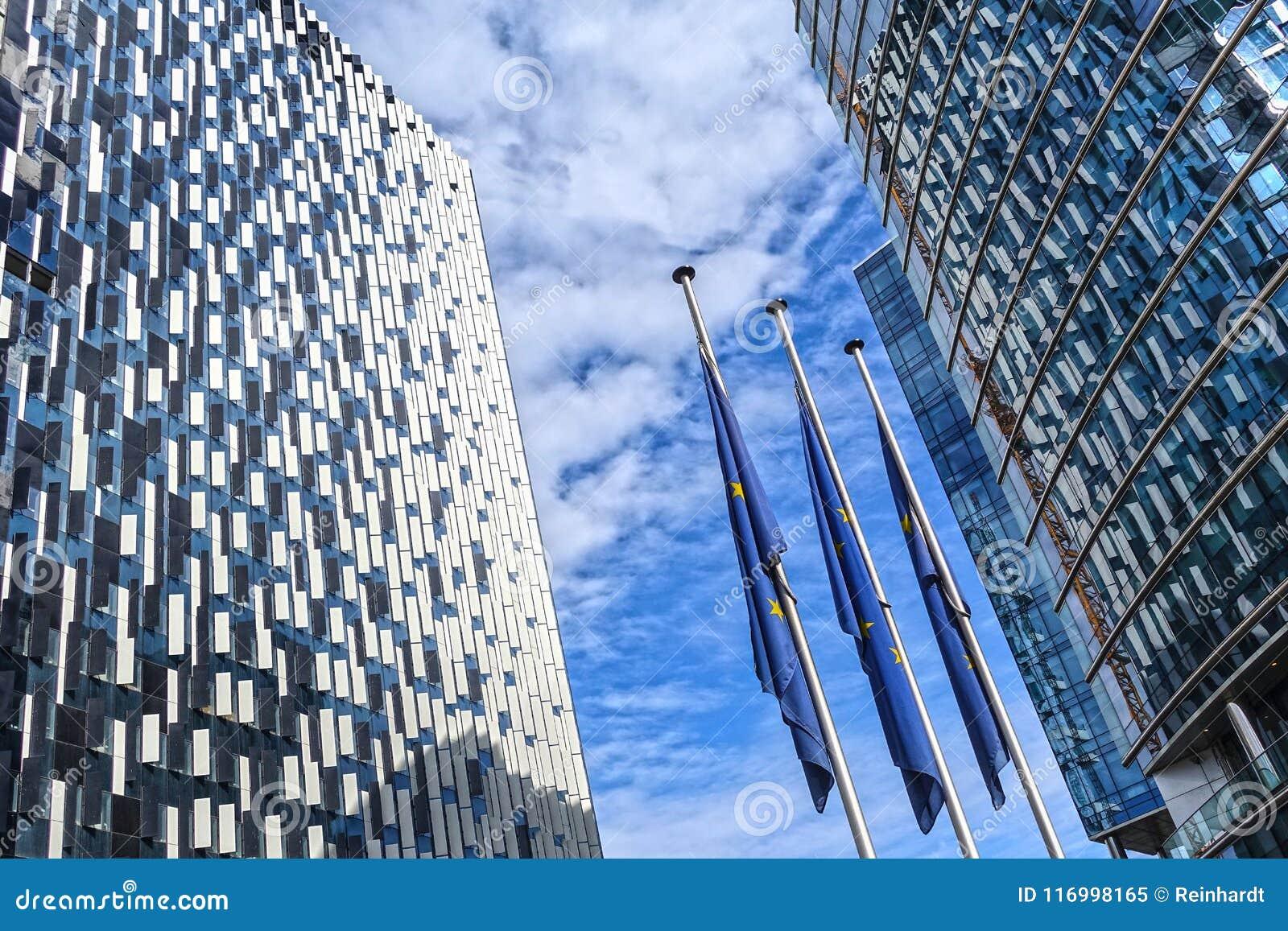 Brüssel, Architektur, DAS EIN BRÜSSEL Redaktionelles Bild - Bild von ...