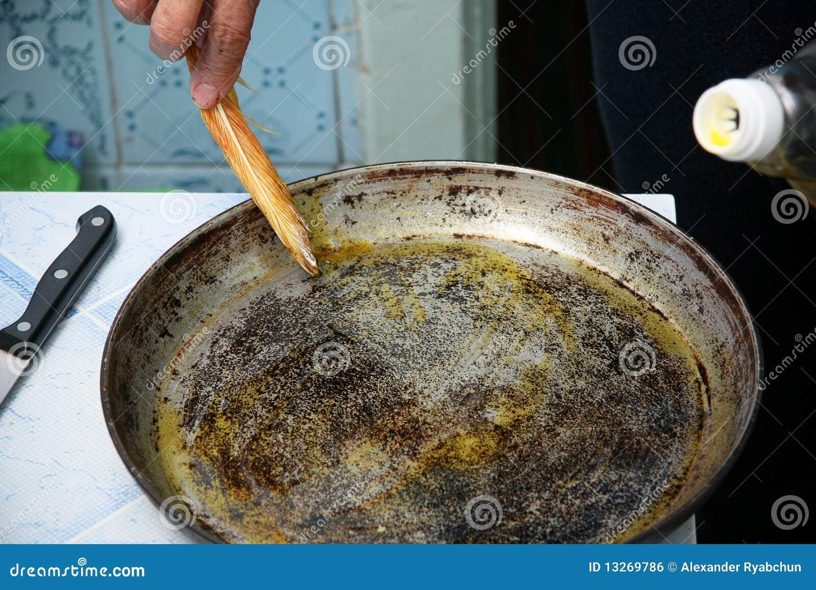 Brązownika babci oleje
