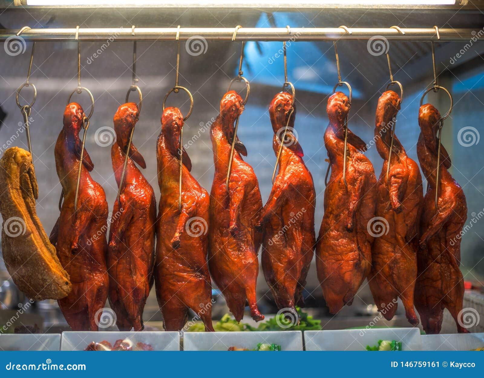 Braadstuk Duck Hanging