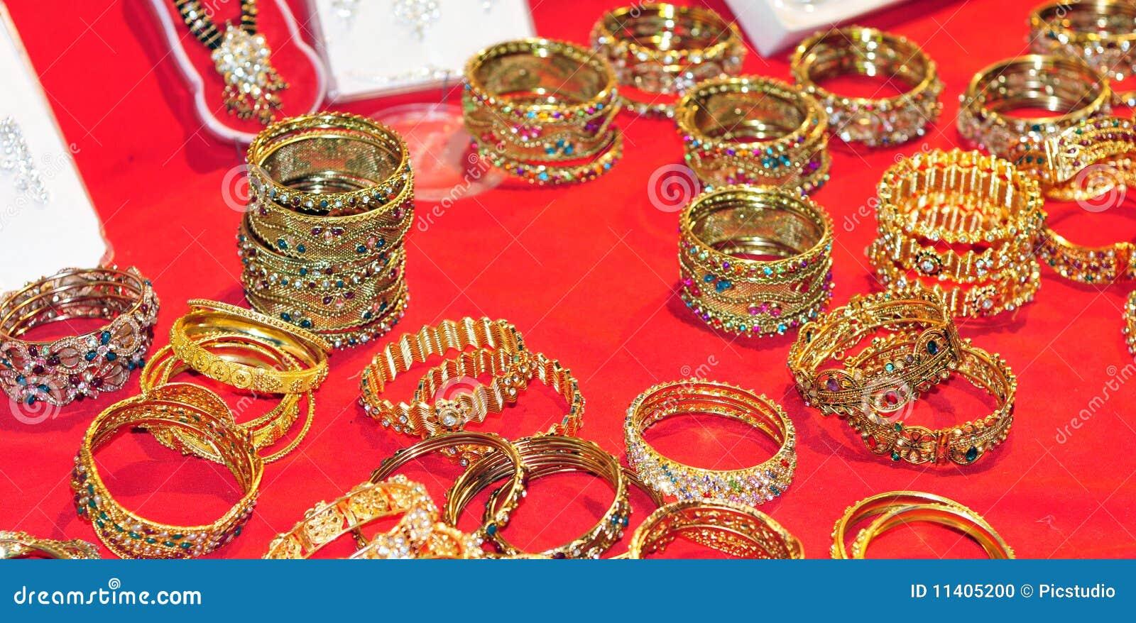 Bracelets d or