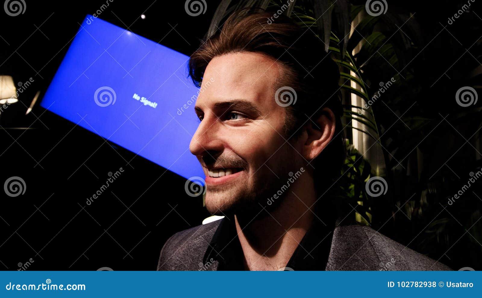 Bradley Charles Cooper-wascijfer