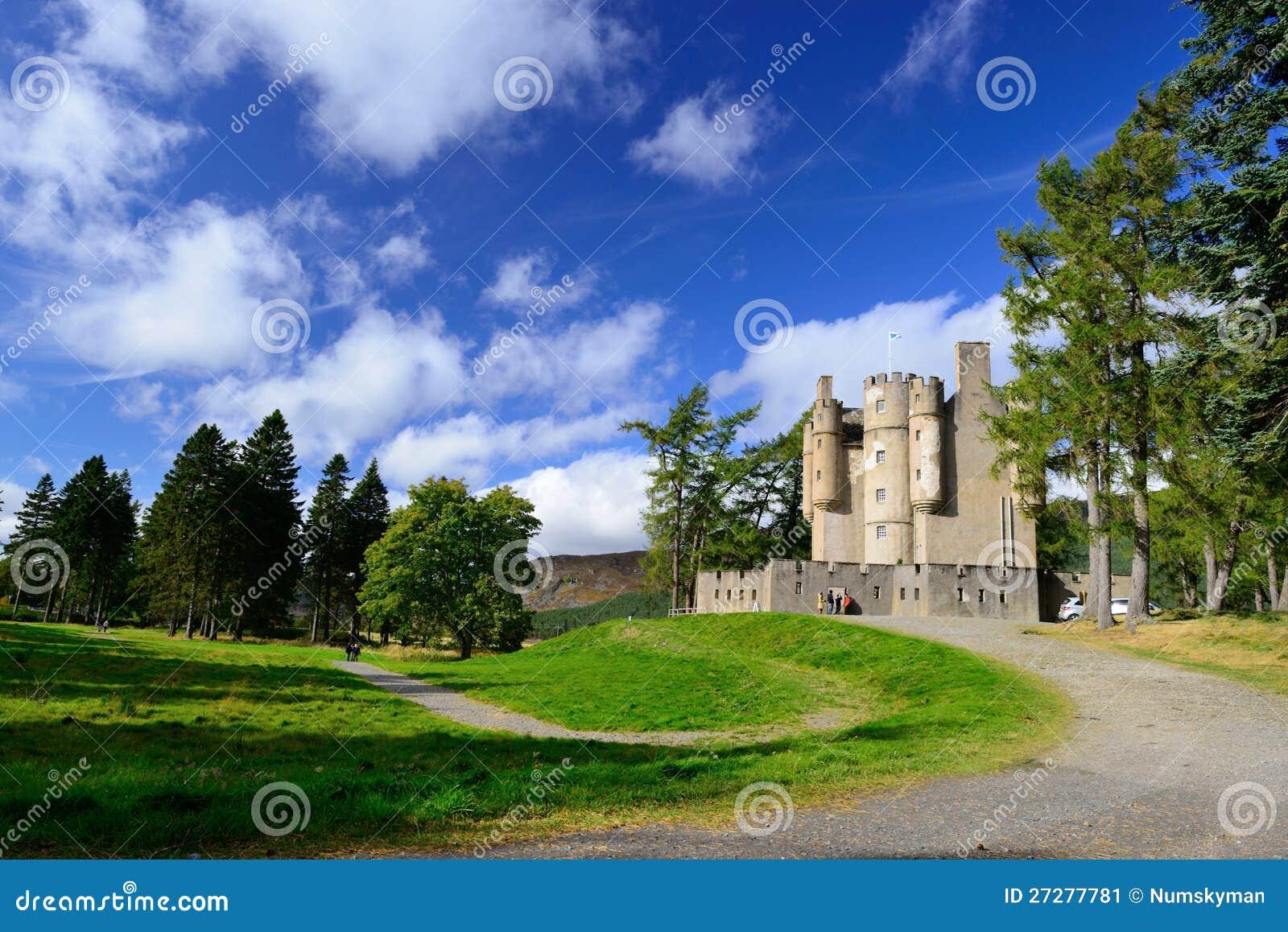 Braemar slott