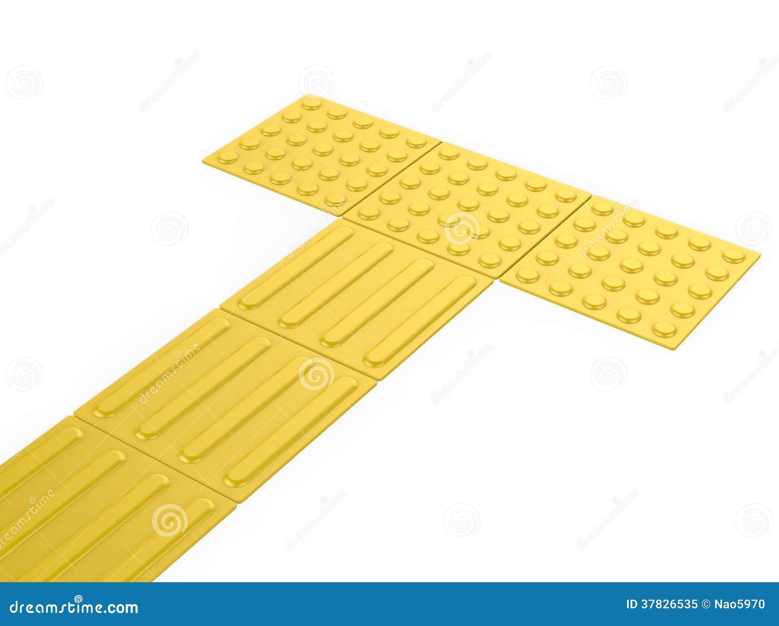 Braille per i piedi