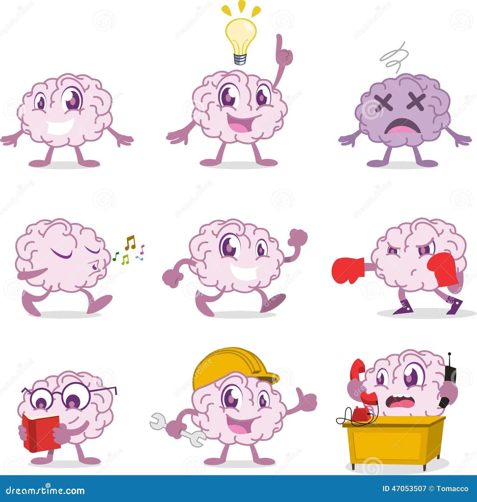 Brain pattern vector