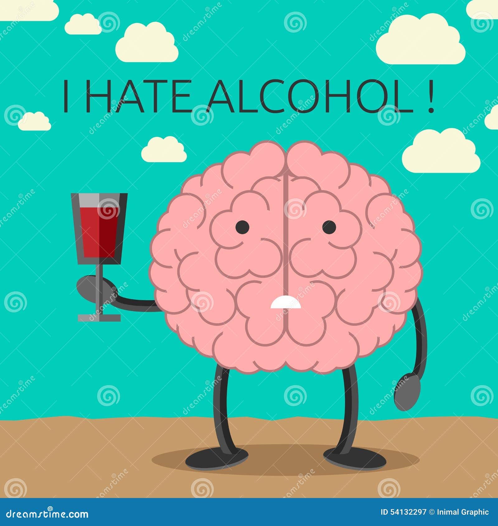 El alcoholismo en la anamnesia que esto