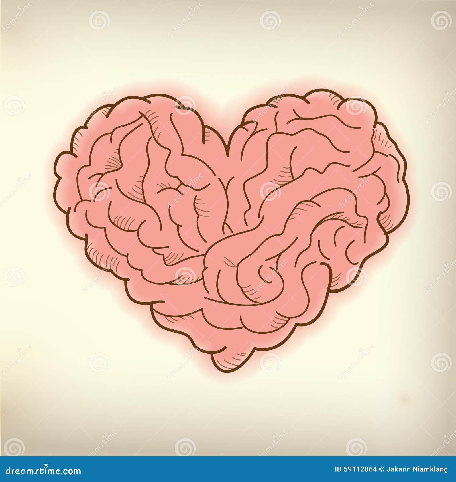 brain heart stock vector image 59112864 baba black sheep clipart black sheep clip art baby