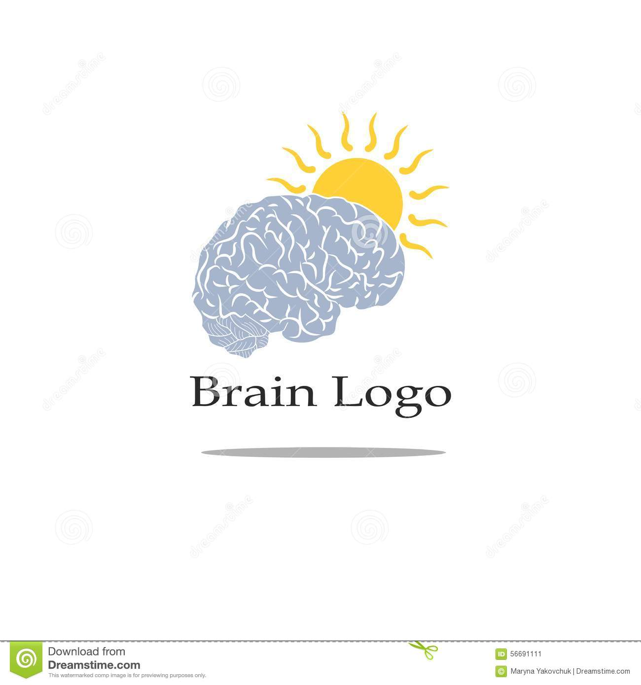 brain vector logo - photo #1
