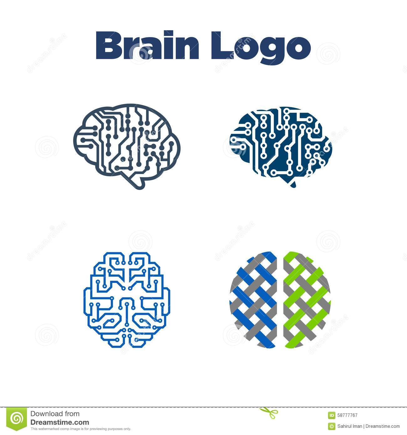 brain vector logo - photo #13