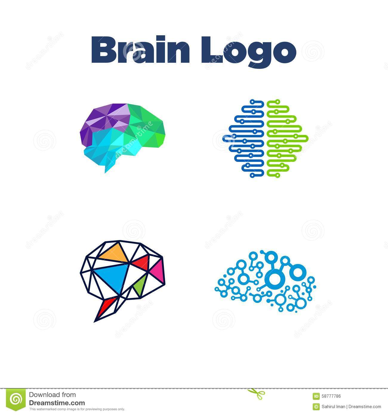 brain vector logo - photo #6