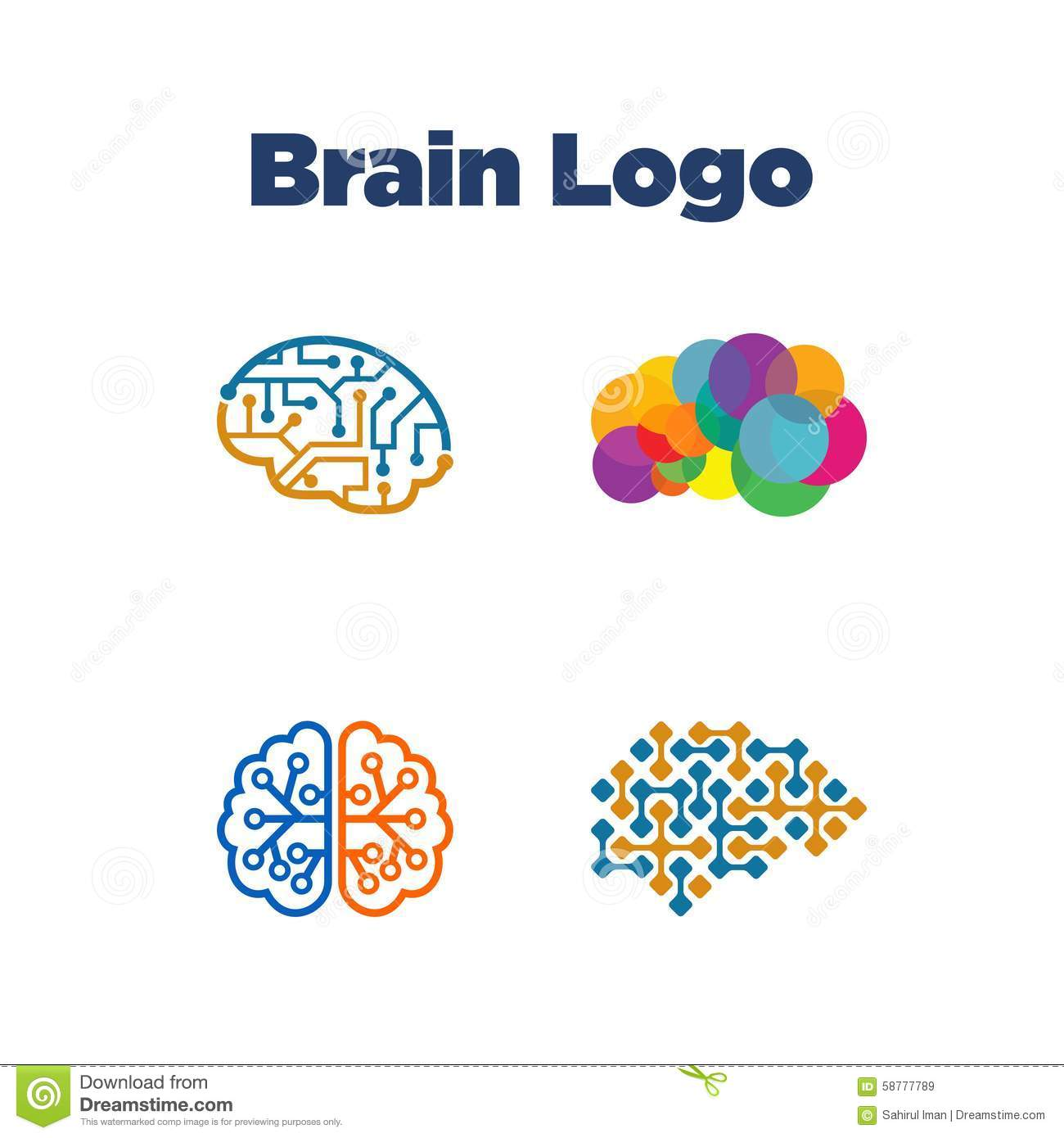 brain vector logo - photo #42