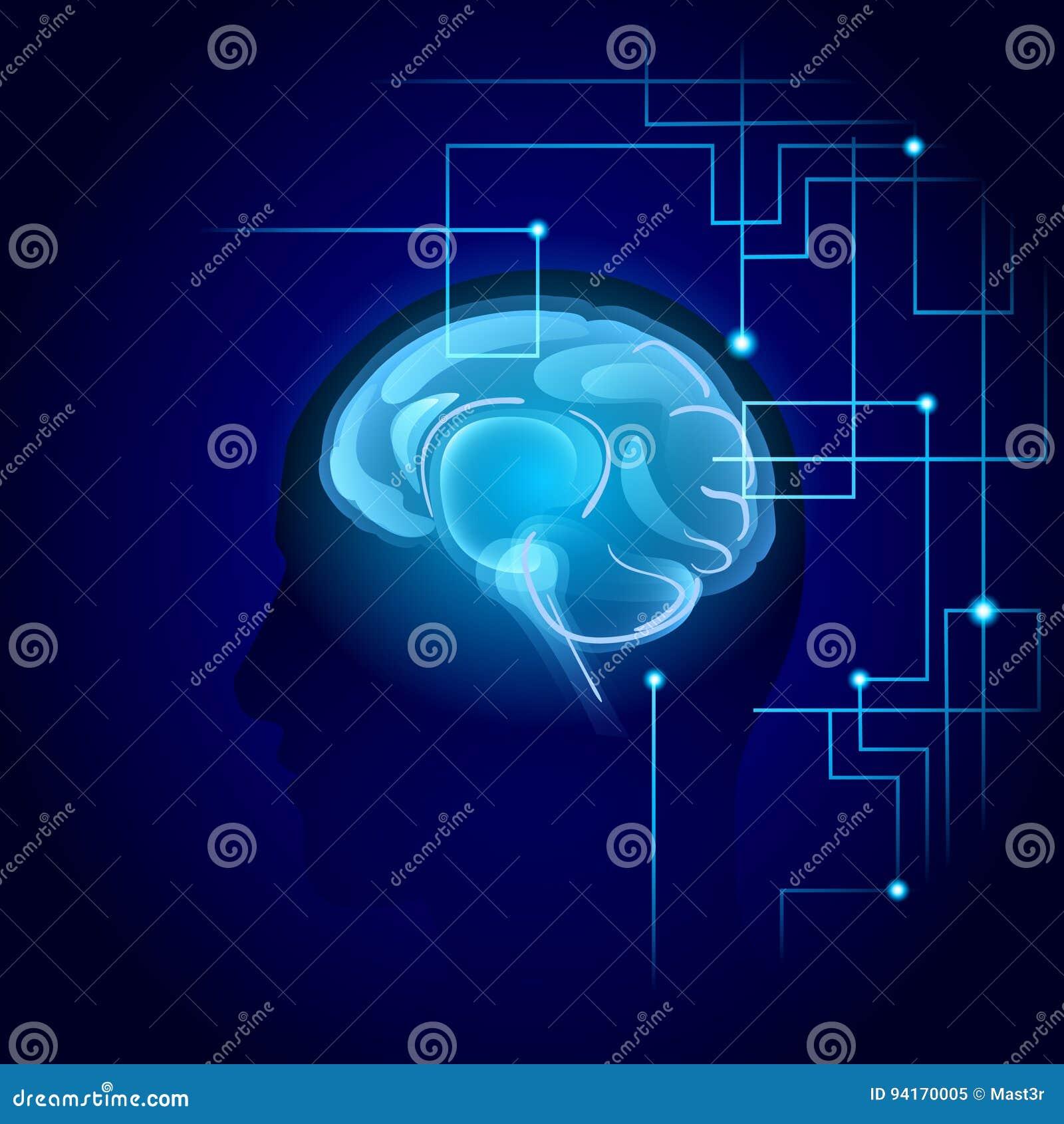 Brain neurons activity bandeira de pensamento do conceito da download brain neurons activity bandeira de pensamento do conceito da inteligncia da medicina com espao ccuart Image collections