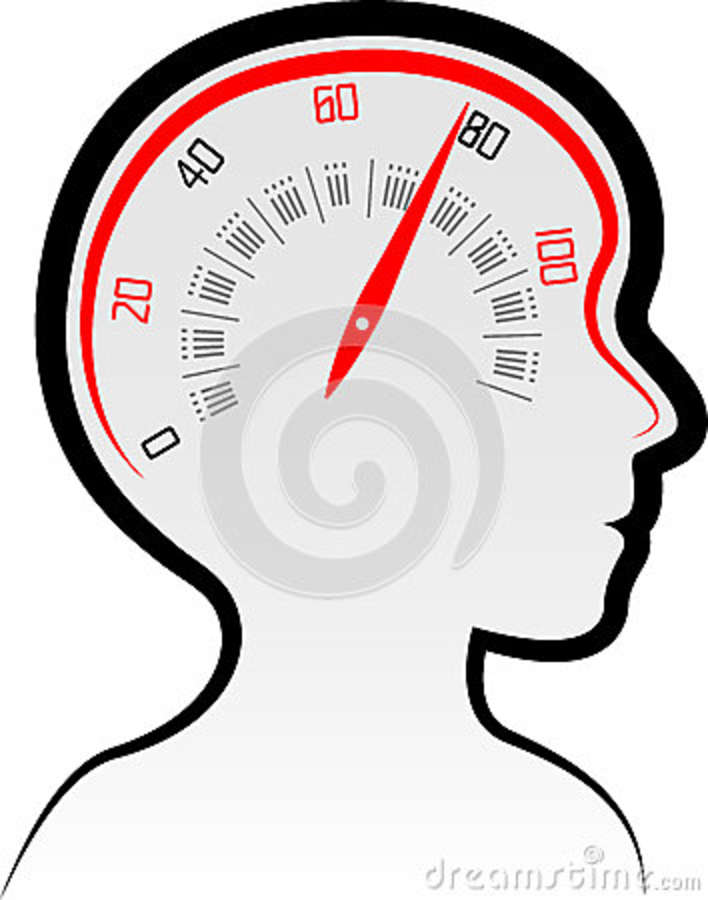 Brain Speed Power Logo Stock Photos - Image: 36786713