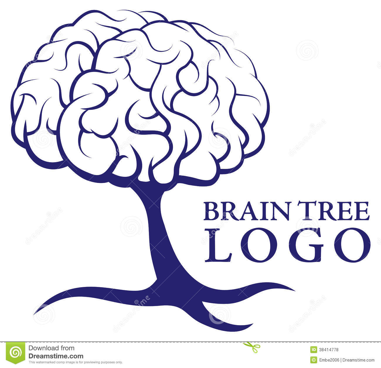 brain vector logo - photo #38