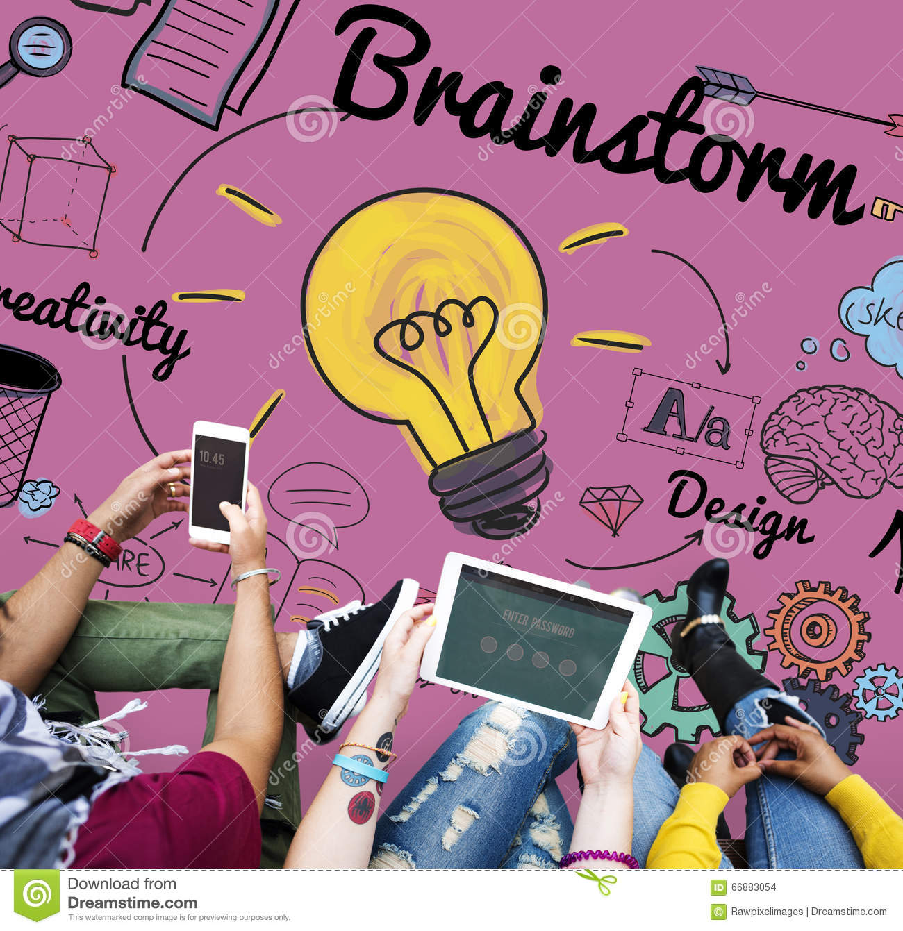 an analysis of brainstorming Brainstorming is a team creativity activity that helps generate a large number of potential solutions to a problem  design step 3: brainstorm possible solutions .
